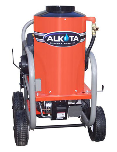 Four Wheel Series Pressure Washers